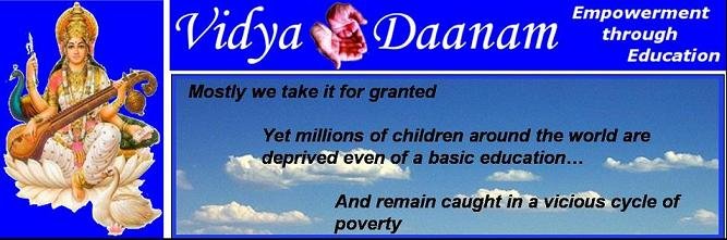 Click here to know more about Vidya Daanam Initiative